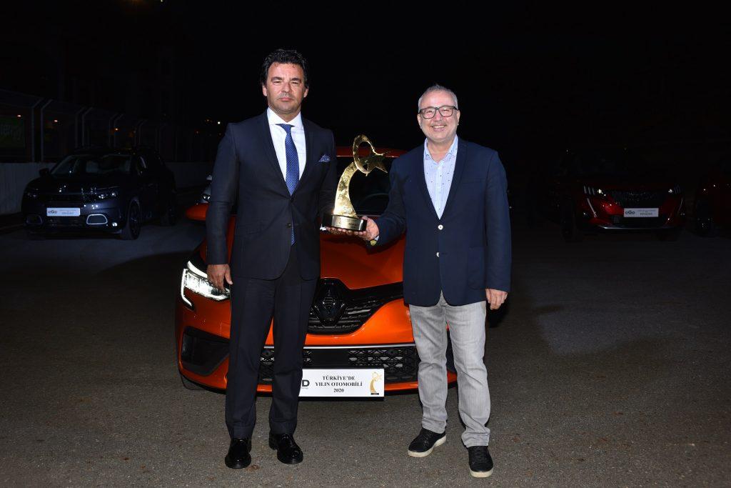 OGD Türkiye'de Yılın Otomobili Ödül Töreni